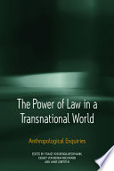 The Power Of Law In A Transnational World