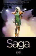 Saga 3 Book Cover