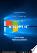 illustration du livre J'apprends à me servir de Windows 10