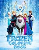 Disney Frozen Coloring Book