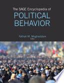 The SAGE Encyclopedia of Political Behavior