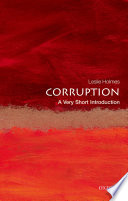 Corruption  A Very Short Introduction