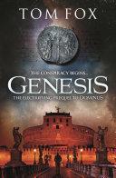 Genesis  A Tom Fox Enovella  Tom Fox S Debut E Novella Genesis A