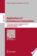 Applications Of Evolutionary Computation