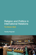 Religion and Politics in International Relations