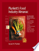 Plunketts Food Industry Almanac 2008 Food Beverage And Tobacco Industry Including Analysis Of