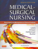 Medical Surgical Nursing   Two Volume Text and Study Guide Package