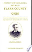 Portrait And Biographical Record Of Stark County Ohio