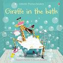 Giraffe in the Bath
