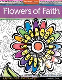 Flowers of Faith Coloring Book