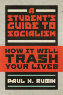 A Student's Guide to Socialism Book