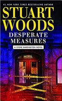 Desperate Measures Stone Barrington Novelback From A