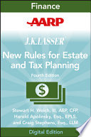 download ebook aarp jk lasser's new rules for estate and tax planning pdf epub