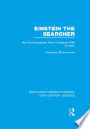 Einstein The Searcher Book PDF