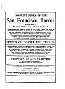 Complete Story of the San Francisco Horror