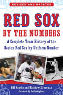 Red Sox by the Numbers Book