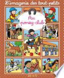 illustration Au poney-club