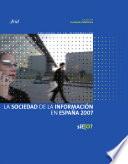 La Sociedad de la Informaci  n en Espa  a 2007
