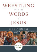 The Difficult Words Of Jesus Devotional