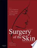 Surgery of the Skin E Book