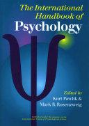 The International Handbook Of Psychology book
