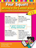 Four Square  Writing in the Content Areas for Grades 5 9  eBook