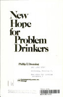 New Hope For Problem Drinkers