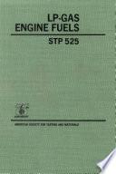 Lp gas Engine Fuels