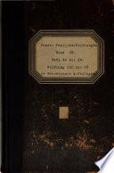 Die Wuerttembergischen Familien-Stiftungen: Bd. 19.-24. Heft. Stiftung LXX-CV & Verzeichnis der Stiftgebenden