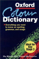 The Colour Oxford English Dictionary