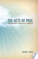 The Acts of Paul