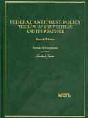 Federal Antitrust Policy