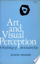 Ebook Art and Visual Perception Epub Rudolf Arnheim Apps Read Mobile