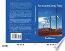 Renewable Energy Policy