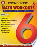 Common Core Math Workouts  Grade 6