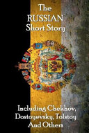 The Russian Short Story Book PDF
