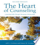 The Heart Of Counseling