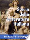 Storia della letteratura italiana  Edizione con note e nomi aggiornati