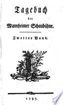 Tagebuch der Mannheimer Schaub  hne