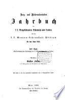 Berg- und hüttenmännisches Jahrbuch der K.K. Montan-Lehranstalten zu Leoben und Přibram und K.K. Schemnitzer Bergakademie