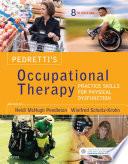Pedretti s Occupational Therapy   E Book