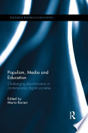 Populism  Media and Education