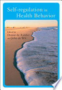 Self Regulation in Health Behavior