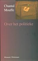 Over Het Politieke Druk 1