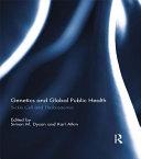 Genetics and Global Public Health