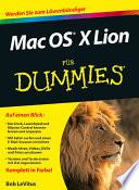 Mac OS X Lion f  r Dummies