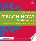 Teach Now  Mathematics
