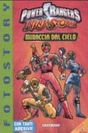 Minaccia dal cielo  Power Rangers Ninja Storm
