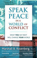 download ebook speak peace in a world of conflict pdf epub