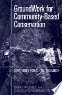 Groundwork for Community based Conservation